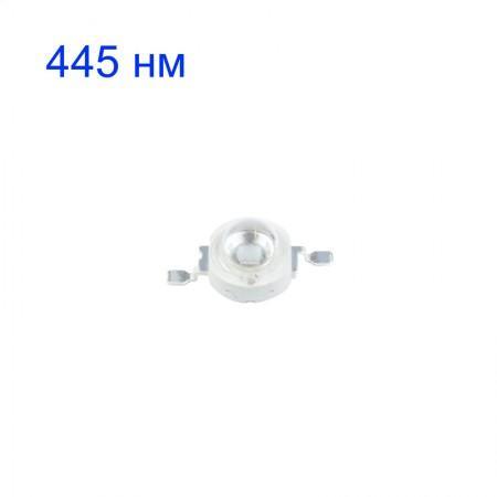 Фіто світлодіод VANQ 3 Вт 445 нм (синій)