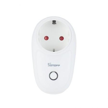 Умная Wifi розетка Sonoff S26