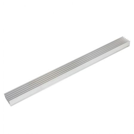 Радіатор алюмінієвий лінійний 500мм